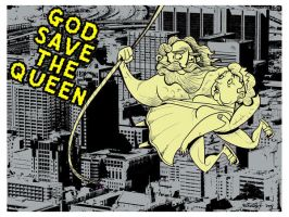 God save the Queen by Velica