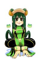 Froppy by p3achies