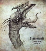 Clamoravis by Bawarner