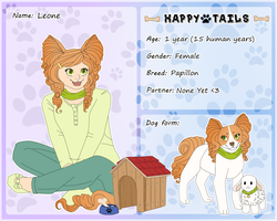 Leone- Happy Tails by SkywardSylphina