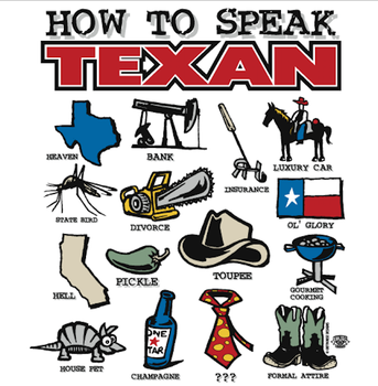 How To Speak Texan by OutfoxedFox
