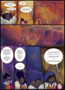 Be Good final page by BubbleDriver