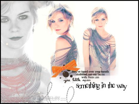 Kristen D. by something-inthe-way