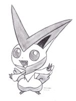 Victini by DrChrisman
