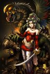 FFVI - Not Your Slave by 47ness