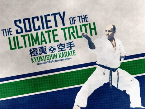 Kyokushin - Ultimate Truth 2 by almtts