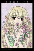 Chobits by dubird