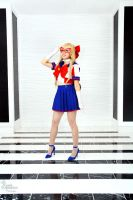 Sailor V by EnchantedCupcake
