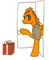 Who left that? by IrdesTheBrony