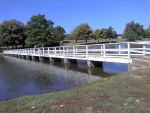 The bridge at Shannon Springs Park commission by littlesonic1234