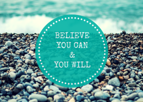 Believe you can by Smile-its-Friday