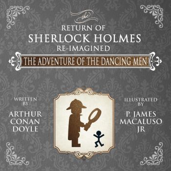 Cover-Dancing Men-Front by JamesMacaluso