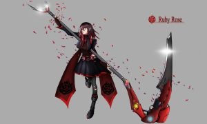 Ruby Rose : In CHROMA-verse by KurokamiRin