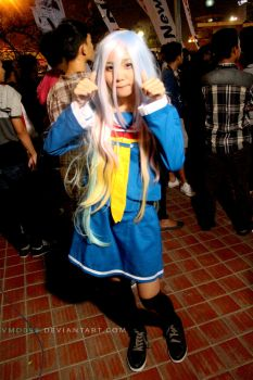 Shiro [Ennichisai2015 day 2] by VMD098