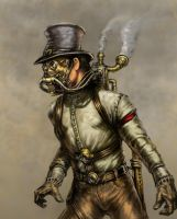 Steam Punk by JUA