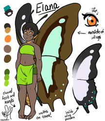 Elana Ref by Shadow0Haven