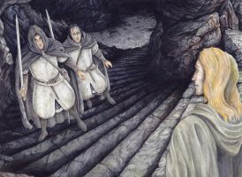 The Gate of the Noldor by peet