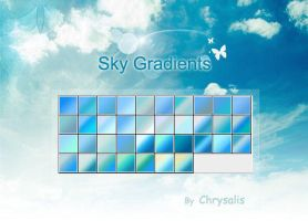 Sky Gradients by Jc-Chrysalis