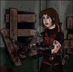 Lady of Redfield by TeaGigs