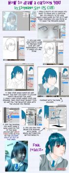 Drawing tutorial by Argent-Shadow