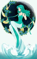 Princess Sailor Neptune by Julz1219