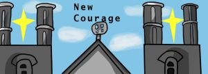 New Courage tapastic banner by fighterxaos