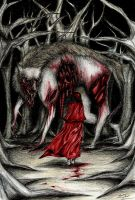 Red Riding Hood by Mixielion