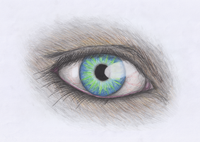 Eye [1/2] by luzudemcas