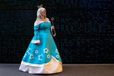Rosalina cosplay by Anjet