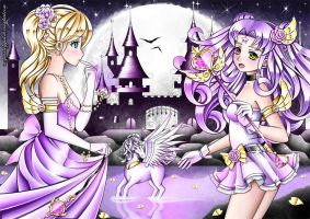 Aurora-Starre - Winged Warriors by MyCandyGirl
