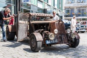 Rat-Rod by TLO-Photography