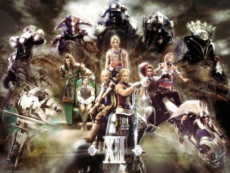 Final Fantasy XII Grand by Billysan291