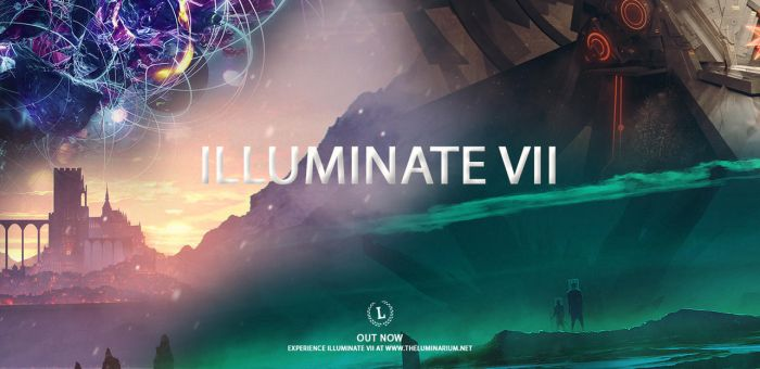 The Luminarium #28 - Illuminate VII by Smiling-Demon