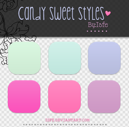 Sweet Styles by Isfe