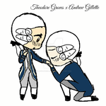 POTC-Groves x Gillette by Gladys-Marie-Johnson