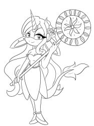 (Redraw) Point Commission for kakyuuspark by NeonCelestia20