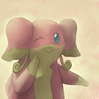 Audino by TheEternalZohne