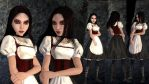 Alice Madness Returns Skin: Cassandra Damien by Somacraiganaught