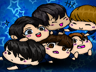 VIXX BABIES~ by Sulchan