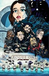 Rogue One by biel12
