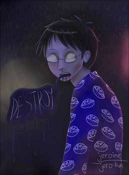 [YOI] Blotted with Jealousy by Jeroine