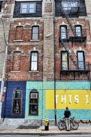 Downtown:  The Cameron House by basseca