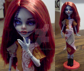 Monster High Doll Mod - Sally by TeraSArt