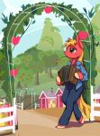 Another Day on a Farm by LuneBat