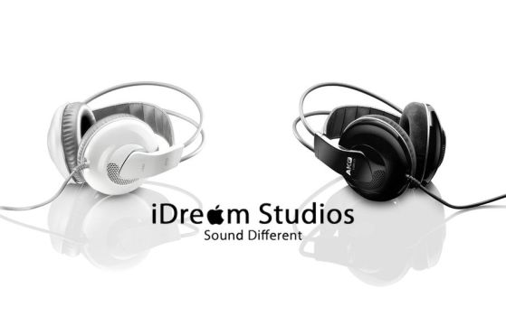 IDream Studios AKG wall by plutonash
