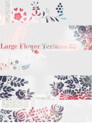 Large Flower Textures 03 by obscene-bunny