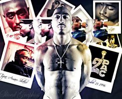 Tupac by SlicedGraphics