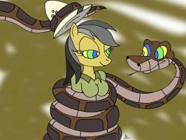Kaa Dares this Girl by lol20