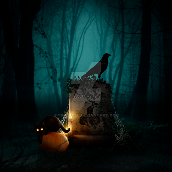 The night of Halloween by tryskell