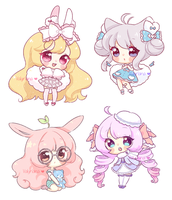 C: Crayon Cheebs Batch 6 by Valyriana